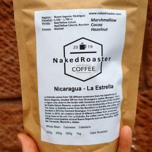 Nicaragua La Estrella coffee beans