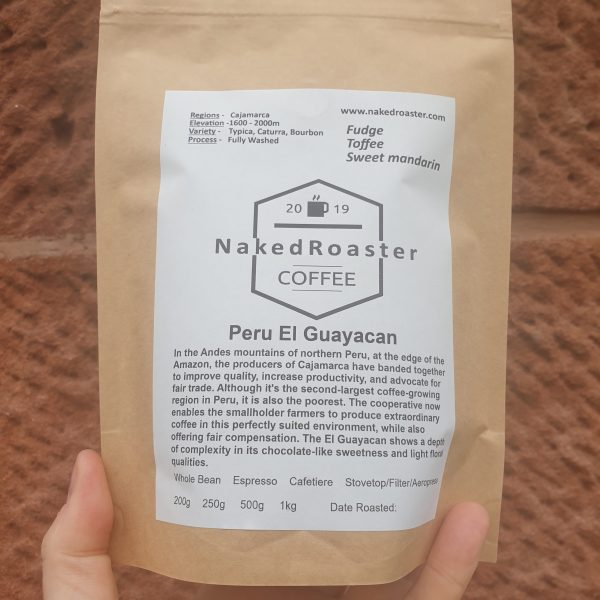 Peru El Guayacan coffee