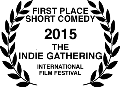 Naked Truth About Fairies wins First Prize Short Comedy at the 2015 Indie Gathering Intl Film Festival