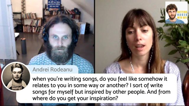 Free-spirited indie songstress Jessica Allossery is Getting Naked With Nate!  This is a very special #podcast episode recording, my friend Jessica Allossery is joining us live from her 5-month house c…