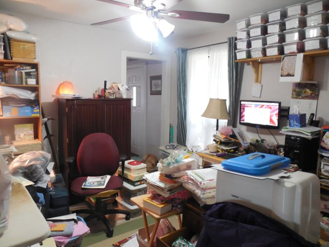 Messy Sewing Space 3