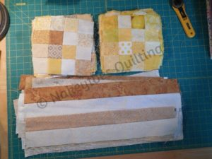 Lemon Meringue Pie Quilt from Nakeytoes Quilting
