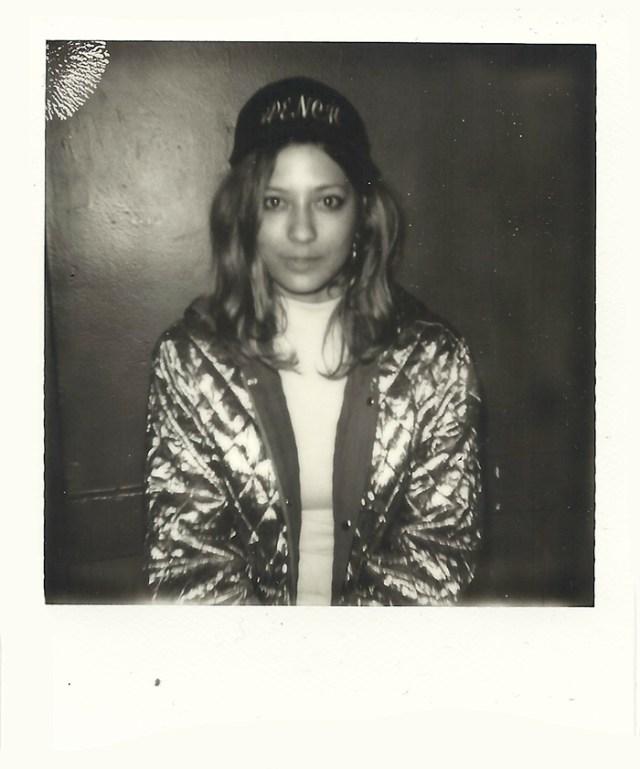 Chela Polaroid Web