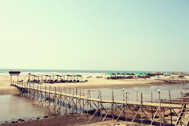Goa Beach Bridge