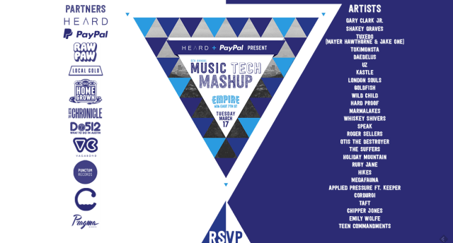 Music Tech Mashup