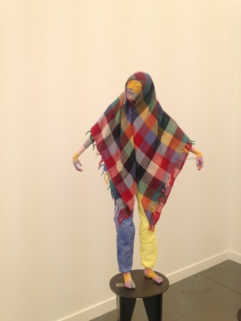 Francis Upritchard at Kate MacGarry Gallery