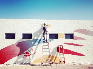 19. ACE HOTEL PAINTER