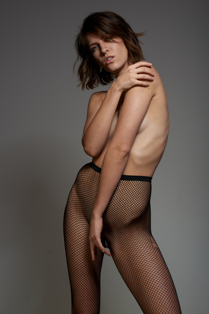 'HANNAH N.' BY JOHN ALLAN {NSFW/EXCLUSIVE EDITORIAL}