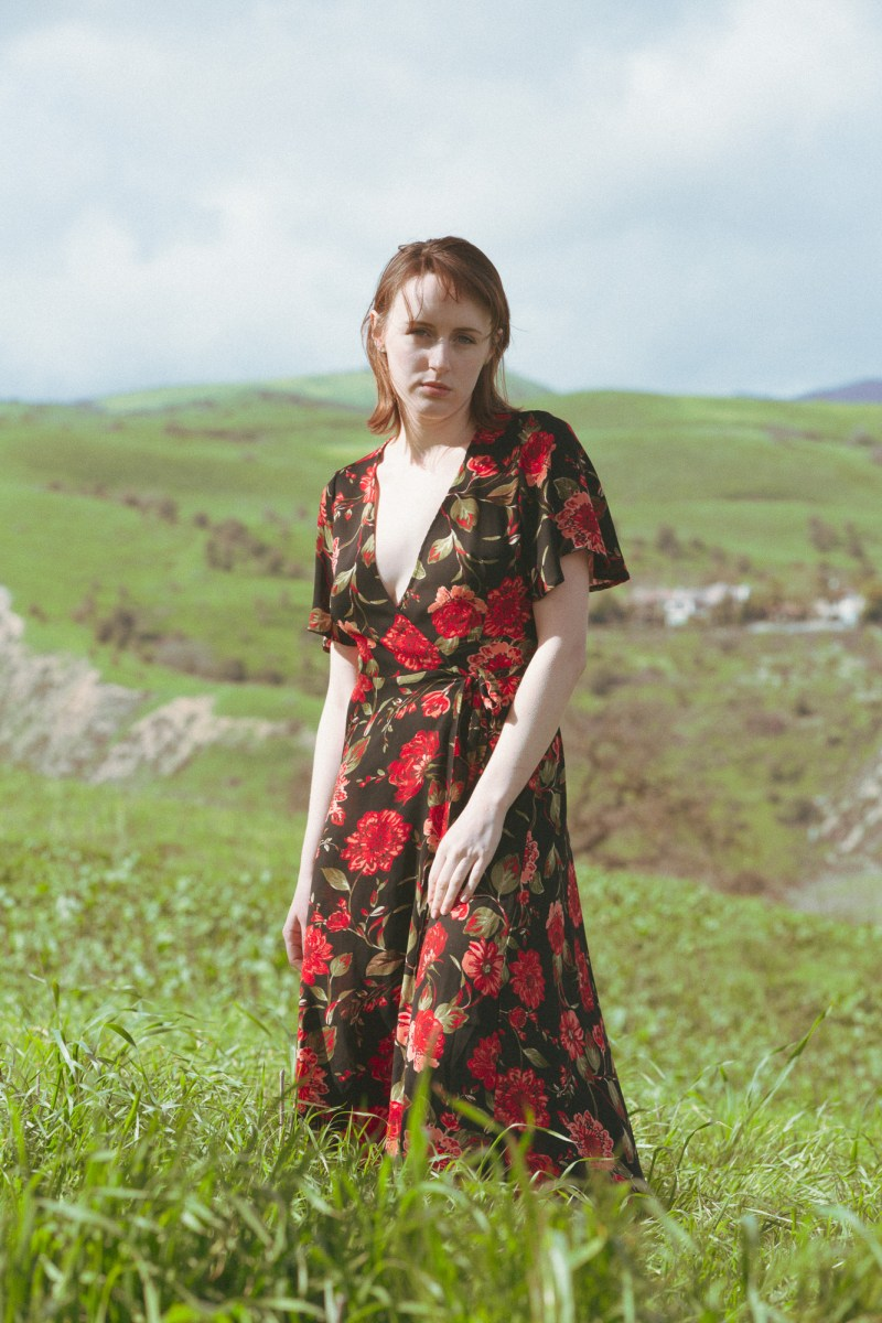 BROOKE IN THE FIELDS BY THOMAS ROBERT WOOD {EXCLUSIVE EDITORIAL/NSFW}