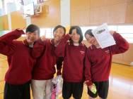 那珂川北中学校・クラスマッチ