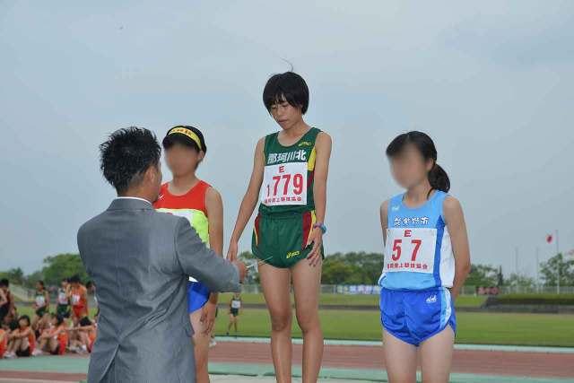 那珂川北中学校、卒業生、インターハイ優勝