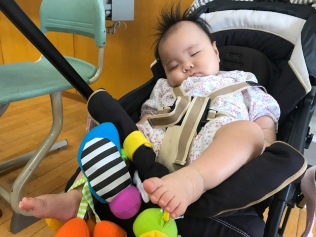 那珂川北中学校 赤ちゃんのゲストティーチャー