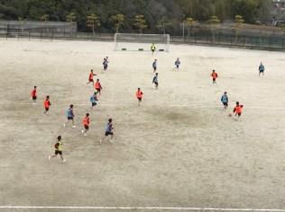 那珂川北中学校 クラスマッチ