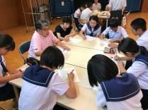 那珂川北中学校 夏休みに向けてのCS推進委員会