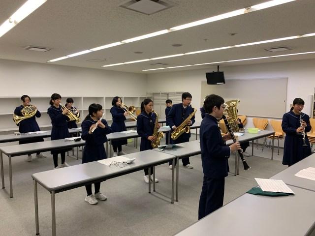 那珂川北中学校 吹奏楽部