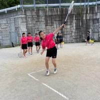 那珂川北中学校 女子ソフトテニス部