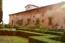 Villa Vignamaggio garden