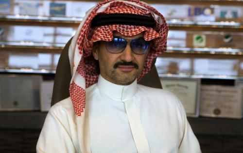 Мільярдер аль-Валід бін Талал