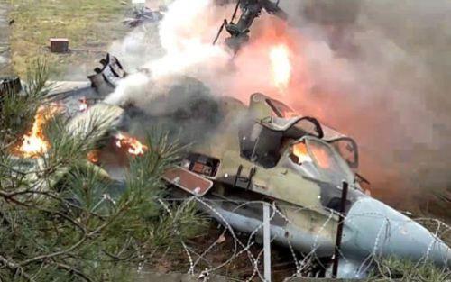 Helikopter Crash