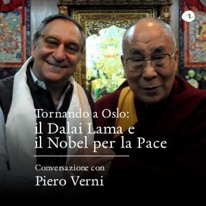 Il Dalai Lama e il Premio Nobel per la Pace