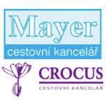 cestovní kancelář Mayer & Crocus logo