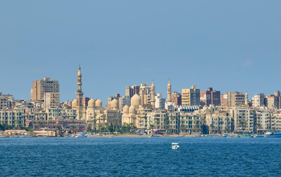 Alexandrie, egypt