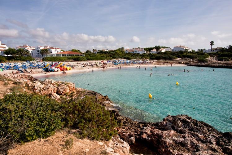 Cala en Bosch, Menorca