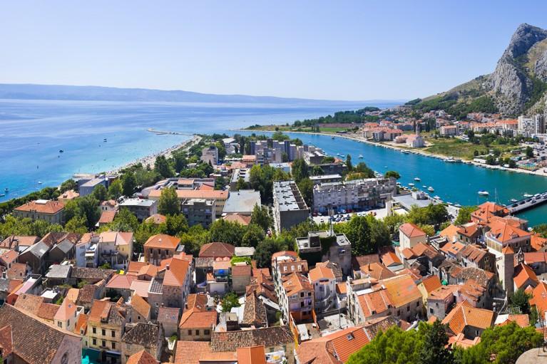 Omiš, Chorvatsko