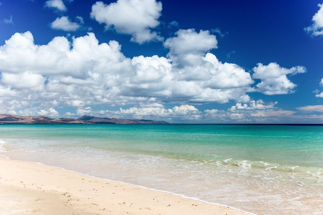 Playa De La Barca, Fuerteventura