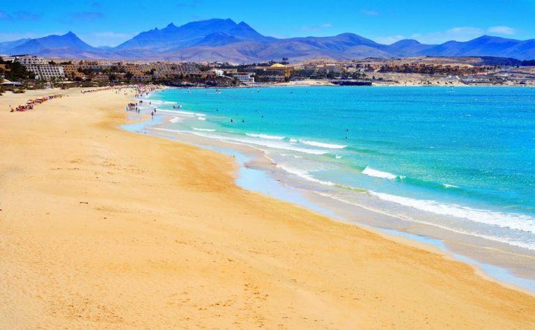 Playa Esmeralda, Fuerteventura
