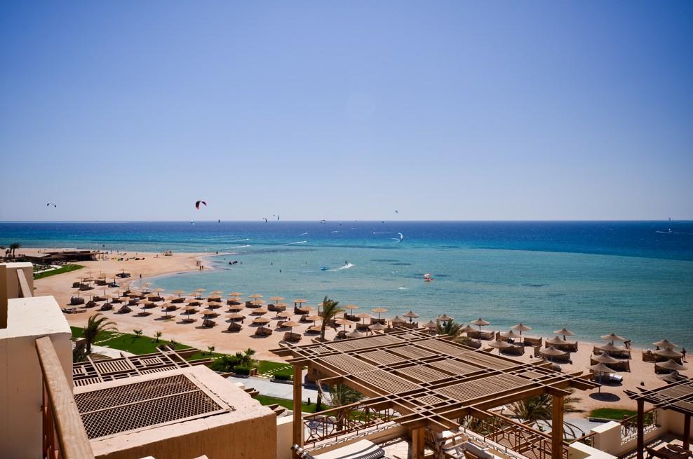 Safaga beach, Egypt