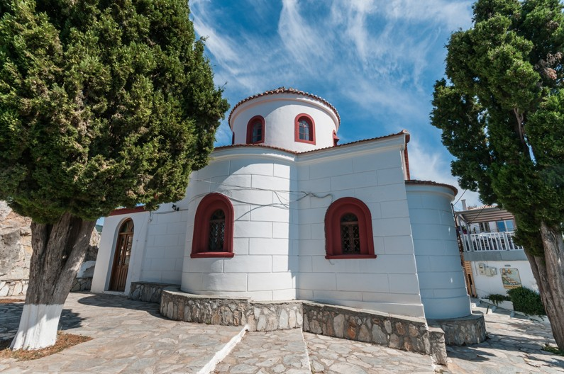 Agios Nikolaos Church, Skiathos