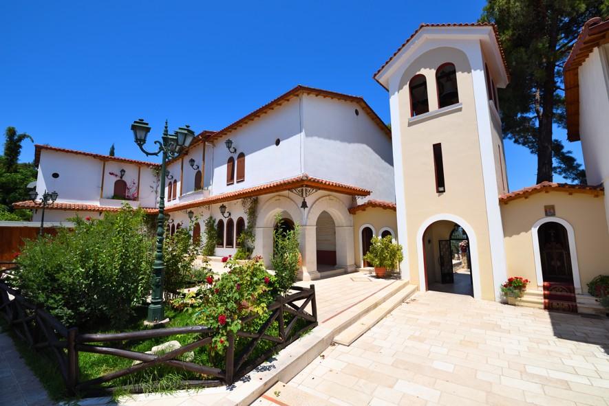 Monastery of Faneromeni, lefkada