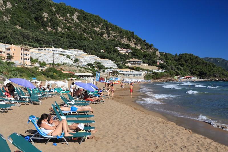 Pelekas, Korfu