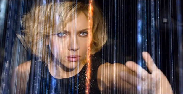 Lucy Scarlett Johansson