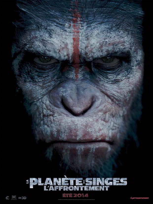 la planete des singes l'affrontement