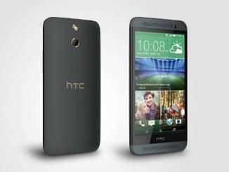 Aperçu du HTC One E8