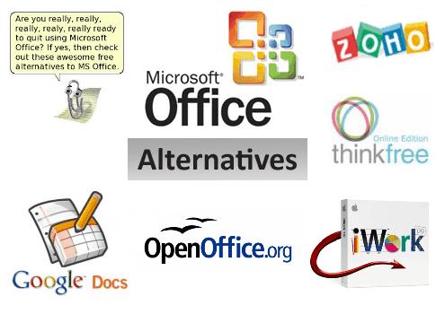alternative gratuite microsoft office