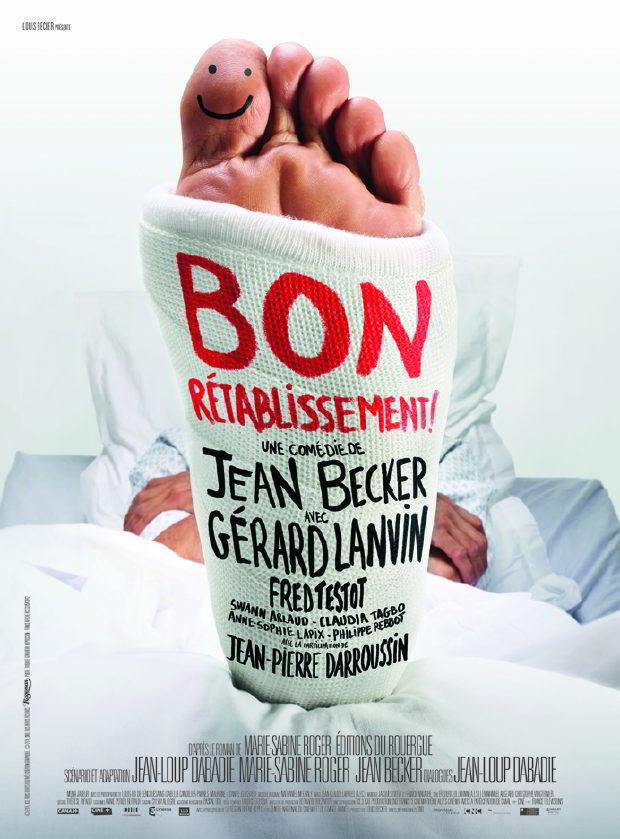 Bon Rétablissement affiche du film