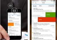 outlook pour iphone et ipad