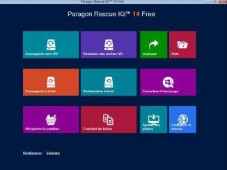 paragon rescue kit 14 free edition