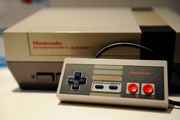 Netflix Nintendo NES