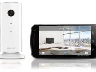 Camera philips M100