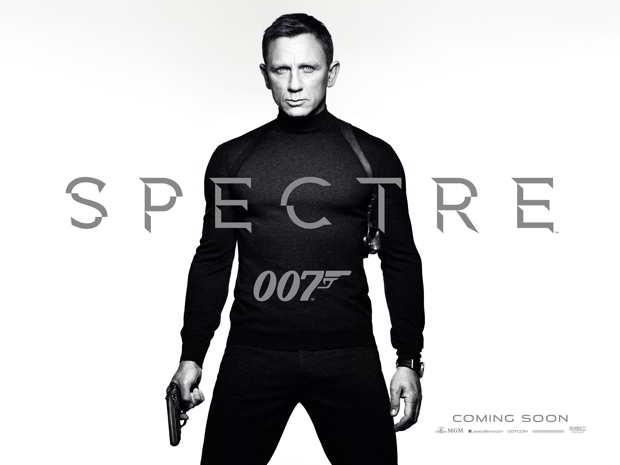 james bond 007 spectre daniel craig