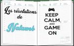resolutions de blogueur