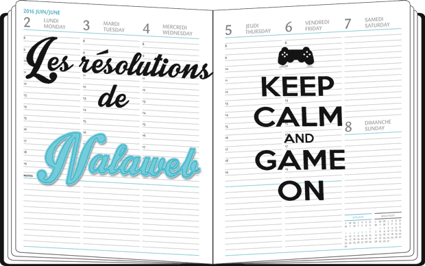 resolutions de blogueur