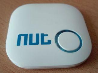 le smart tracker GPS bluetooth NUT