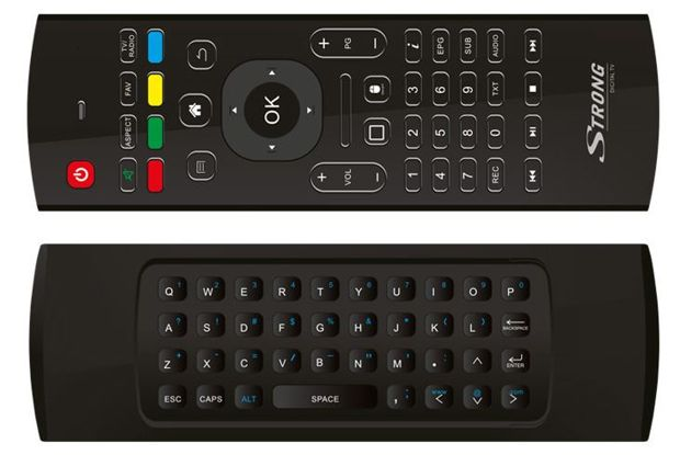 remote control strong srt 2021