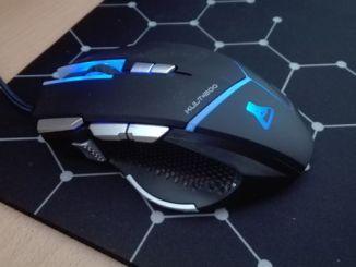 G-lab mouse KULT 200 on pad pro