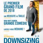 downsizing : Matt Damon lutte contre la surpopulation